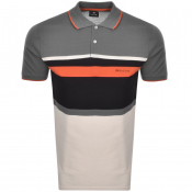 PS By Paul Smith Polo T Shirt Grey